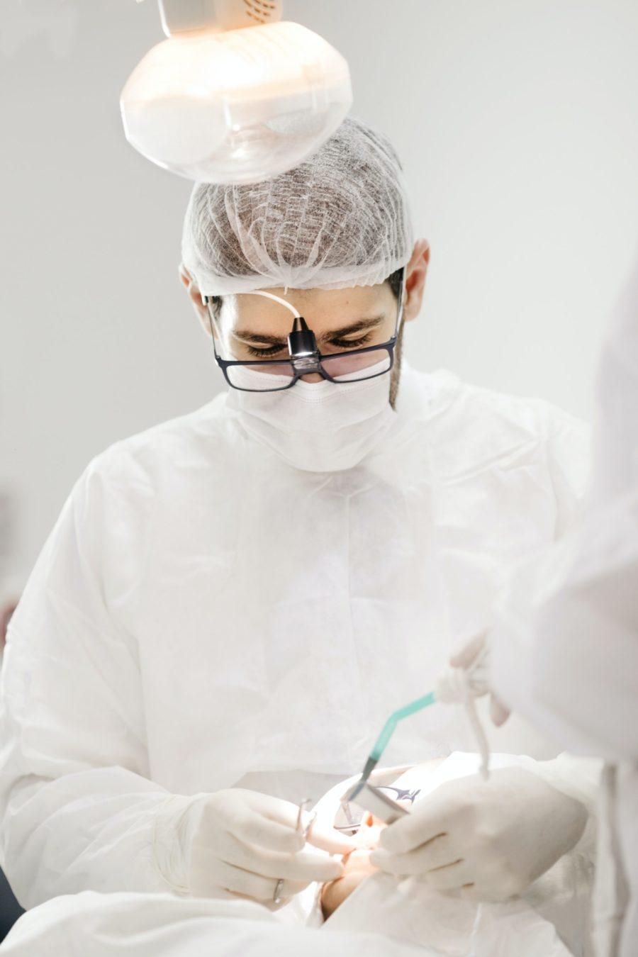 Dental-filling-by-dr-monica-crooks-dentist-sacramento-california
